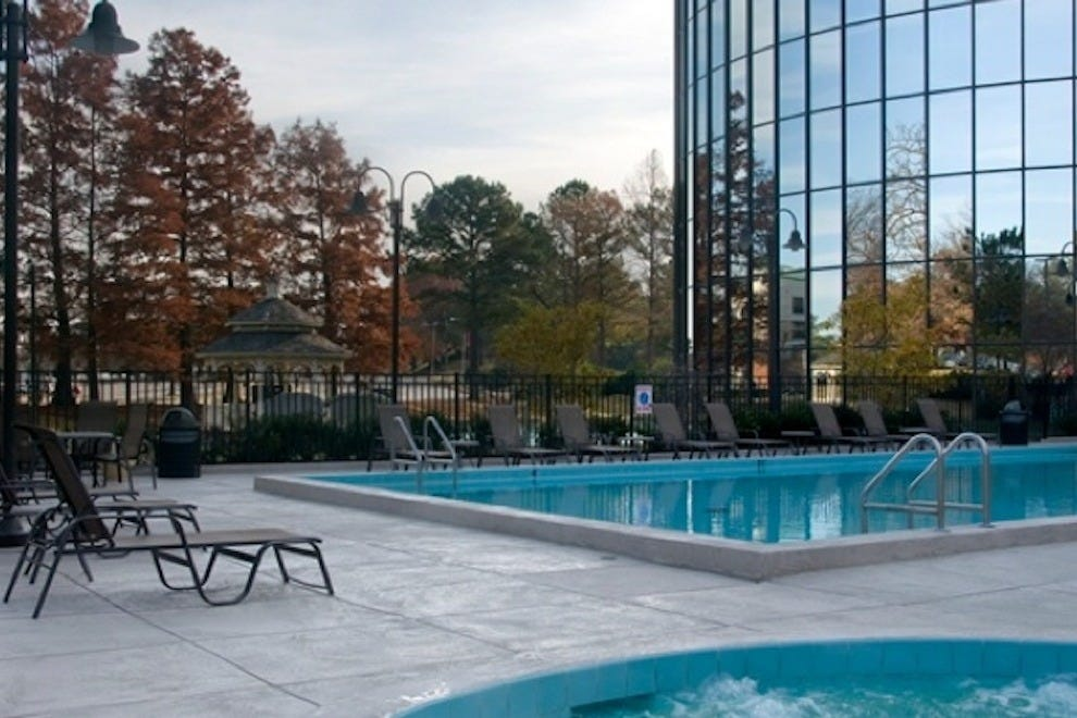 Hilton memphis memphis hotels review 10best experts and for Luxury hotels in memphis tn