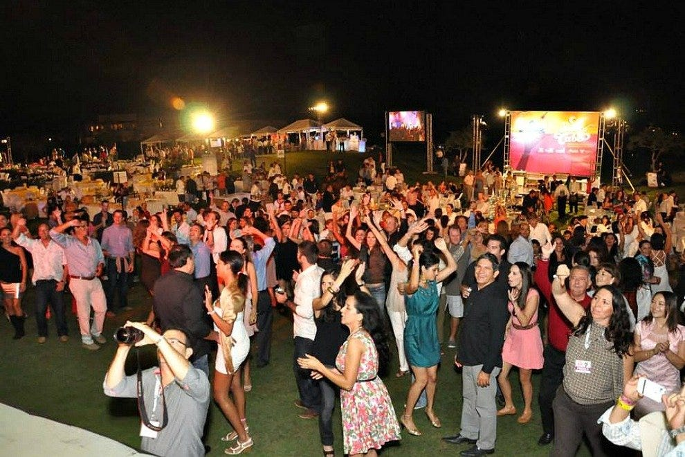 11th Annual Sabor a Cabo Food and Wine Festival