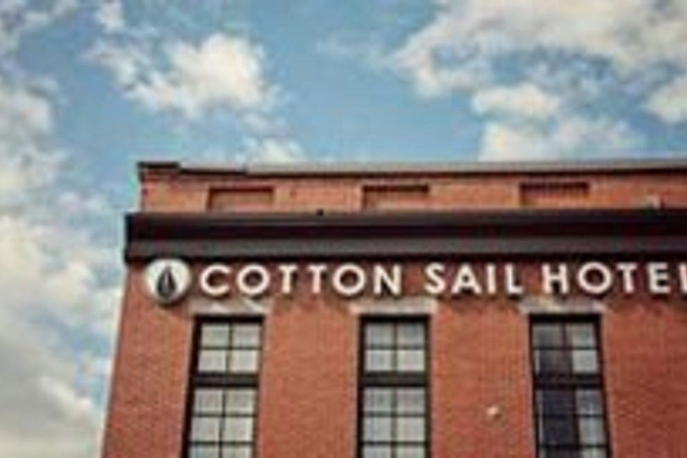 The Cotton Sail