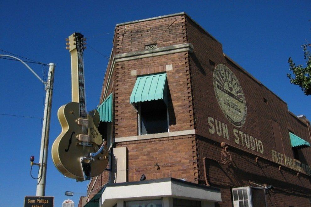 Memphis Studio Tours