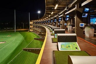 Tee Off the New Year at Topgolf Dallas