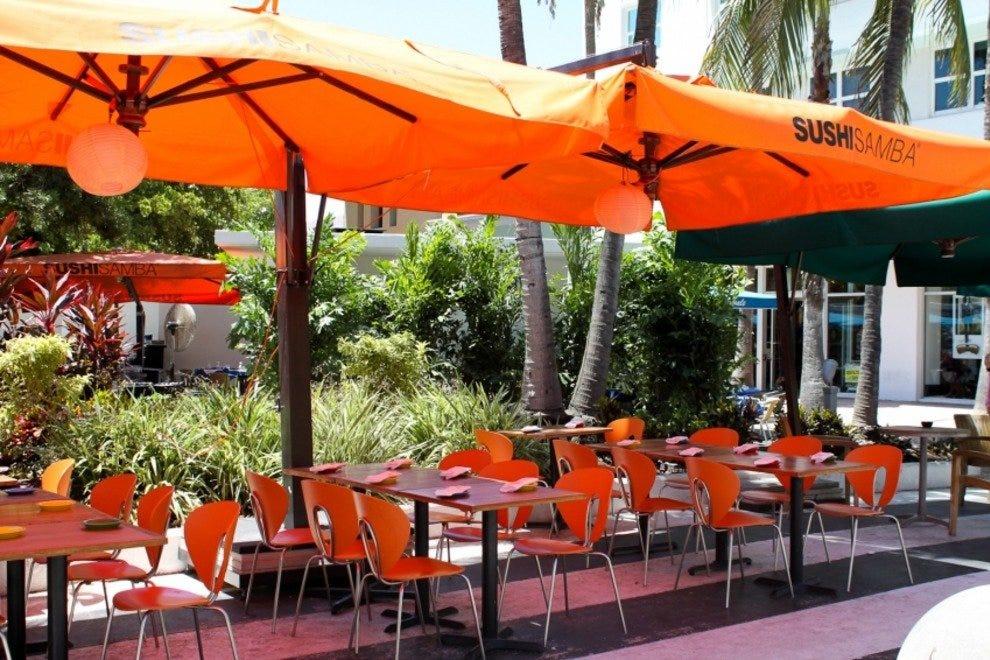 Sushisamba Miami Beach Fl