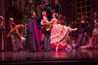 See the Farewell Tour of Robert Joffrey's The Nutcracker