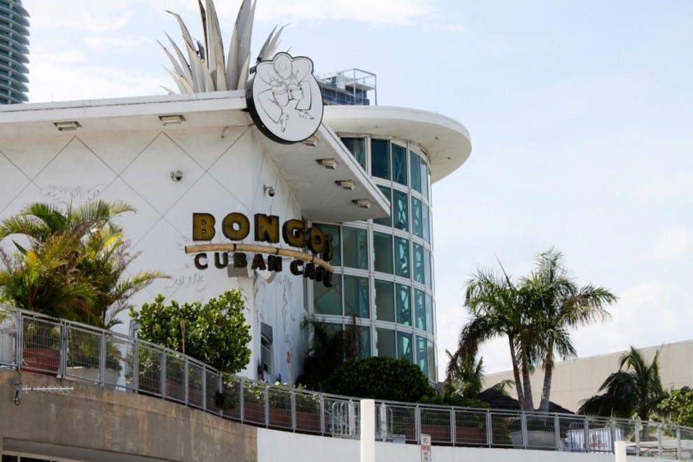 Bongos Cafe Miami Beach