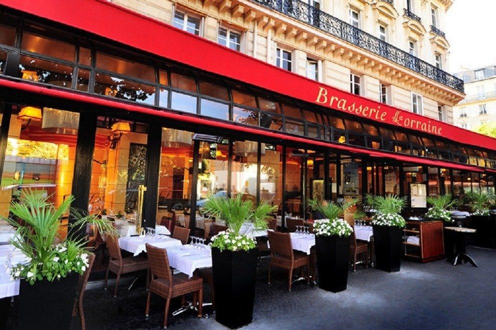 Brasserie la lorraine paris restaurants review 10best experts and tourist reviews - Restaurant la grille paris 10 ...
