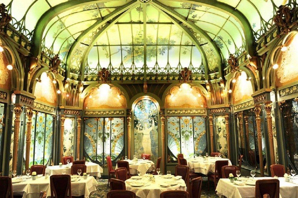 La fermette marbeuf paris restaurants review 10best for Cafe le jardin bell lane london