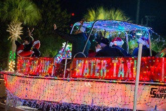 Mount Pleasant Tree Lighting & Christmas Light Parade