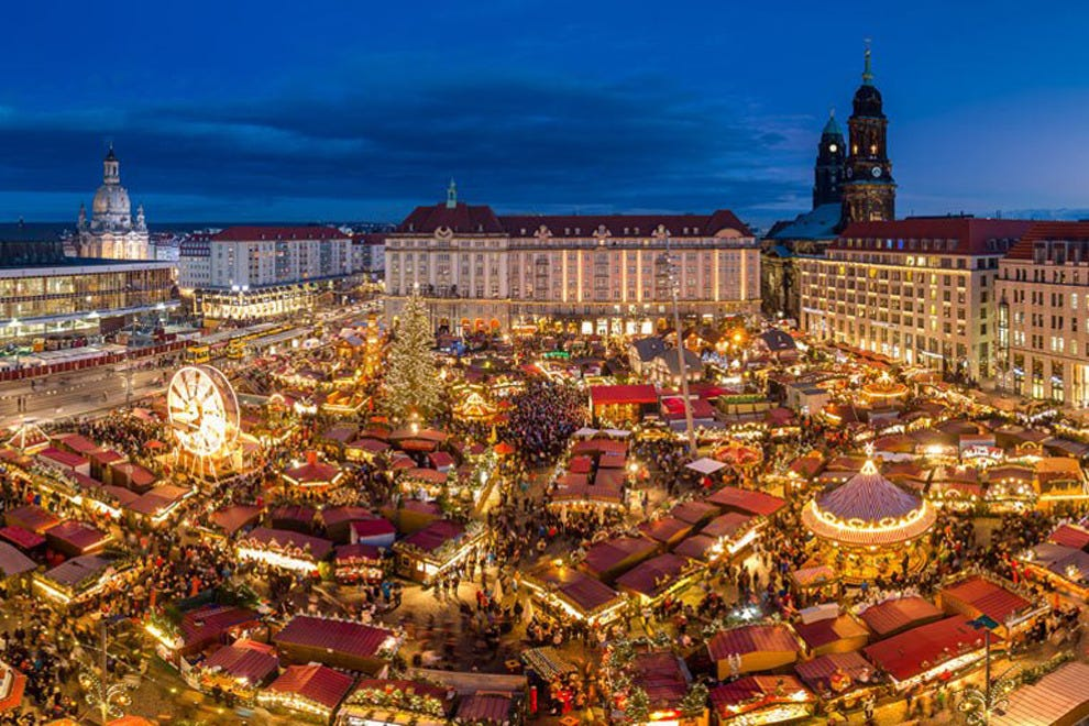 Germany's oldest Christmas market turns 581 this year