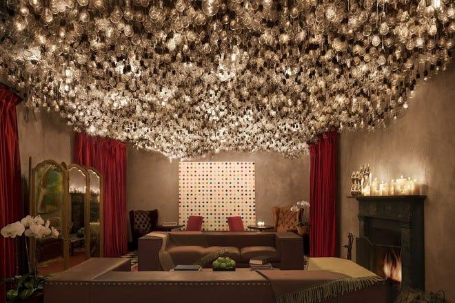 Romantic Hotels in New York