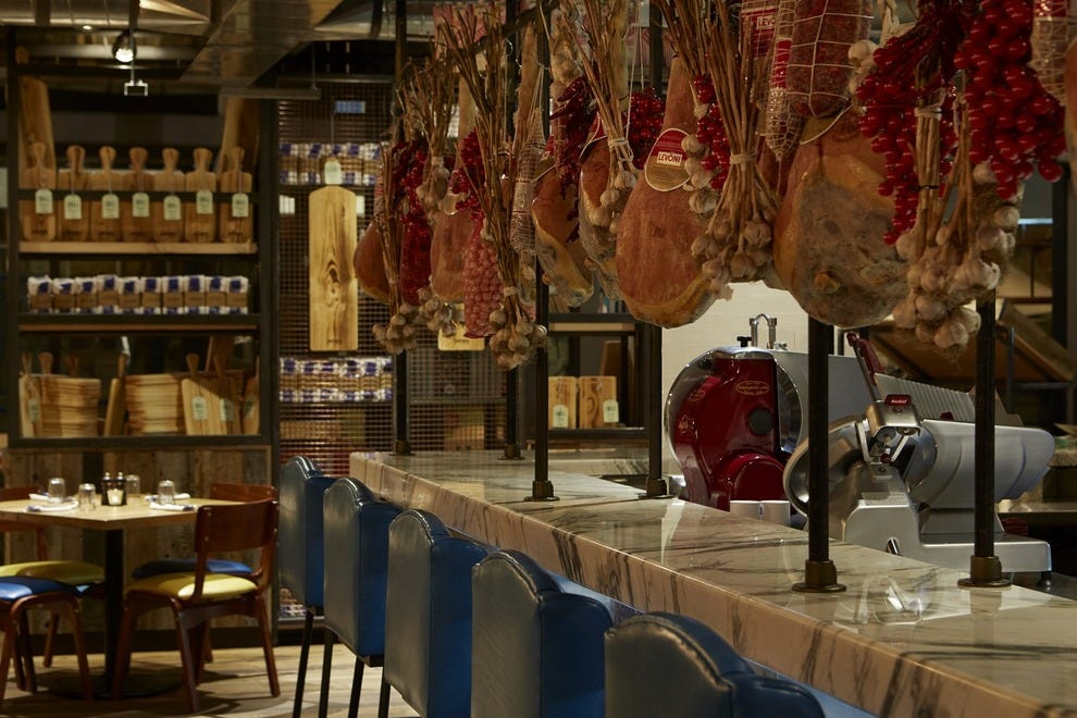 Rustic, inviting and meaty. What else do you expect from a meat bar?