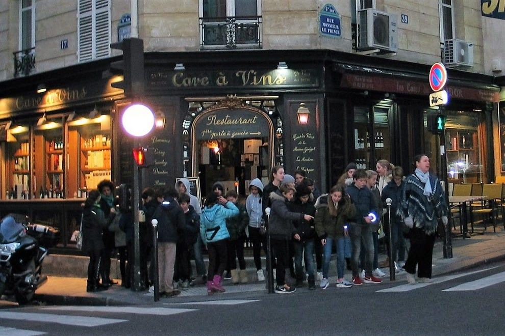 Best Restaurants Th Arrondissement Paris