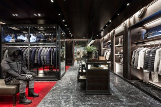 Moncler Brings Luxury to Vancouver's Winter Season
