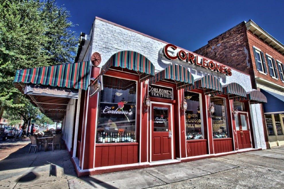 Italian Restaurants Downtown Savannah Ga