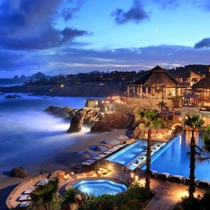 Image Result For Map Of Cabo San Lucas Resorts