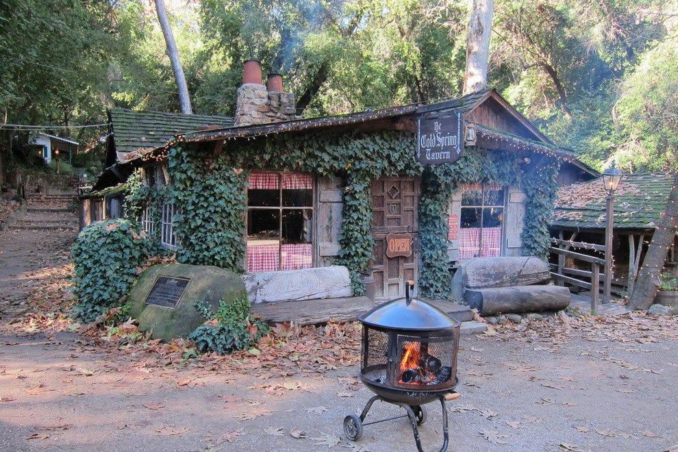 Cold Springs Tavern Santa Barbara Restaurants Review 10best
