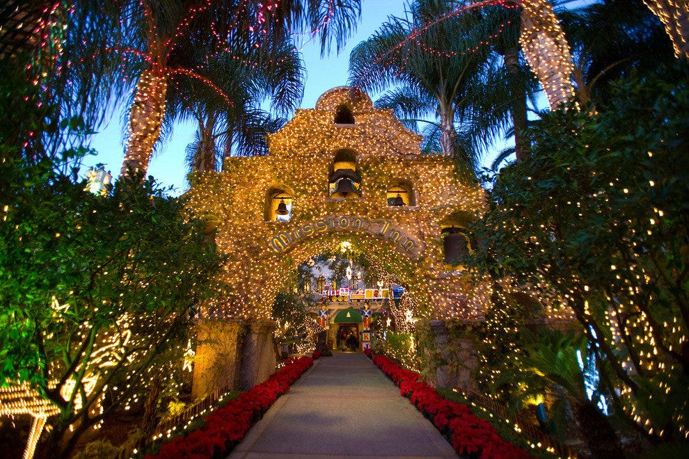Mission Inn Festival Of Lights Los Angeles Attractions Review 10best Experts And Tourist Reviews