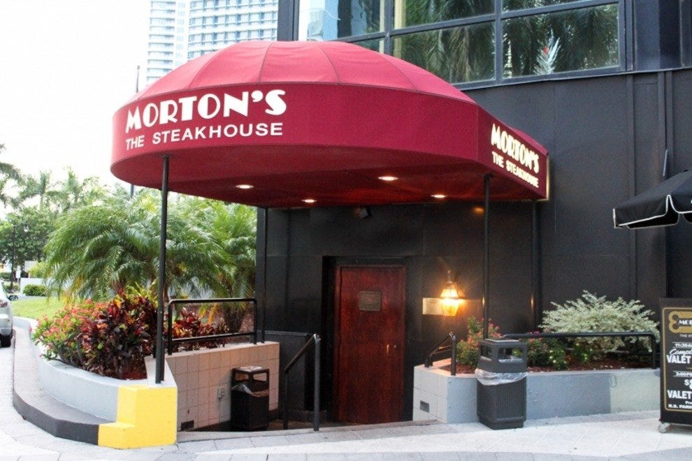 Morton's, The Steakhouse