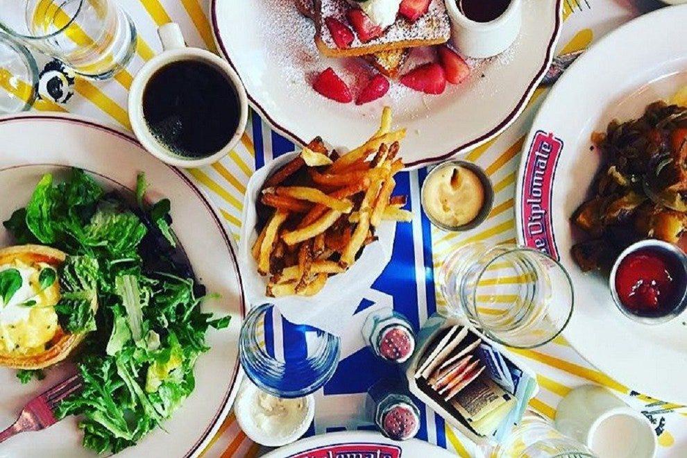 10 Best Restaurants In Washington Dc Usa Today 10best