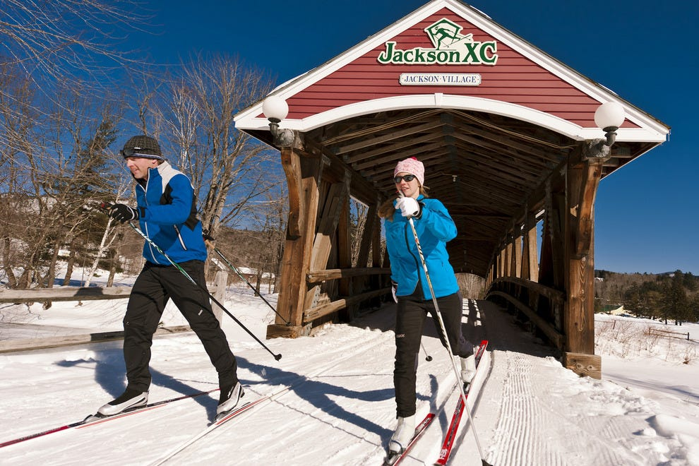 Best cross country ski resort winners 2016 10best readers choice jackson ski touring center jackson nh sciox Image collections