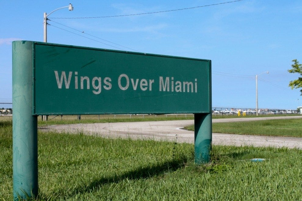 Wings Over Miami