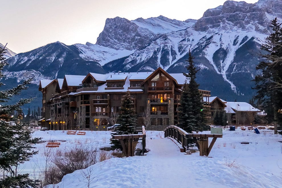 Spring Creek Vacations Resort, Canmore AB