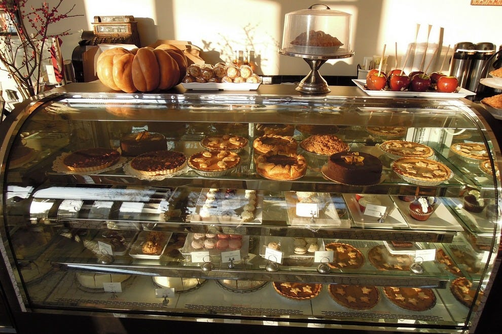 At Astor Bake Shop & Restaurant, seasonal delights are showcased daily