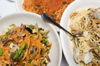 Pasta Perfection And Vivacious Vino Await At D.C. Italian Restaurants