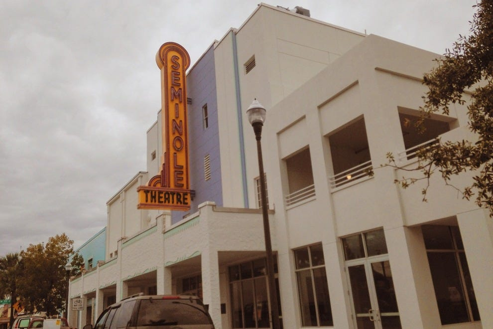 The Seminole Theatre brings quality musical performances to downtown Homestead