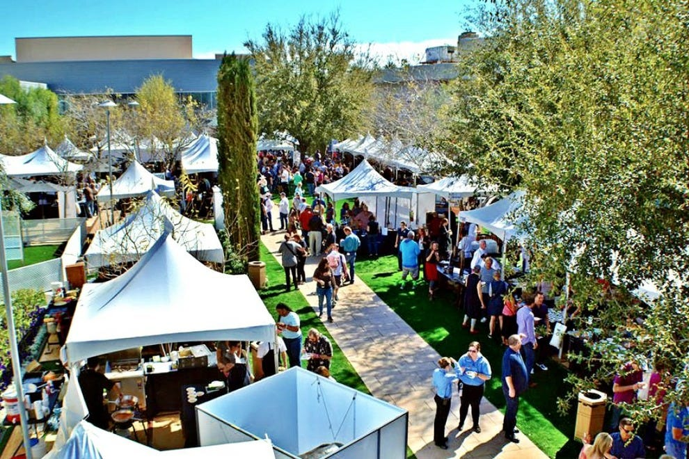 Devoured is Phoenix's premier annual foodie event