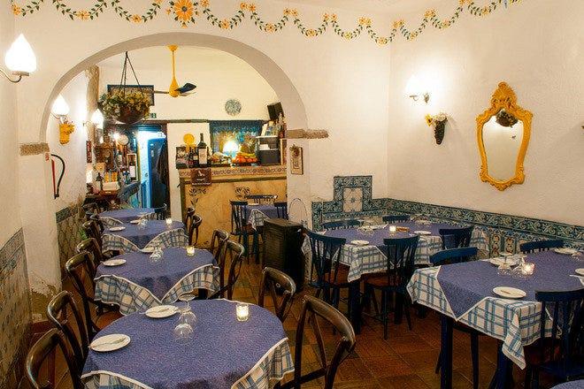 Alfama/Graça's Best Restaurants