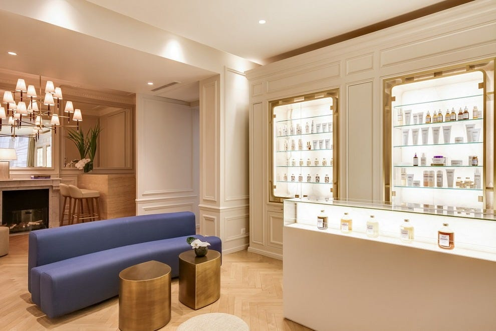 Ambassade de la beaute biologique recherche paris for Recherche hotel paris