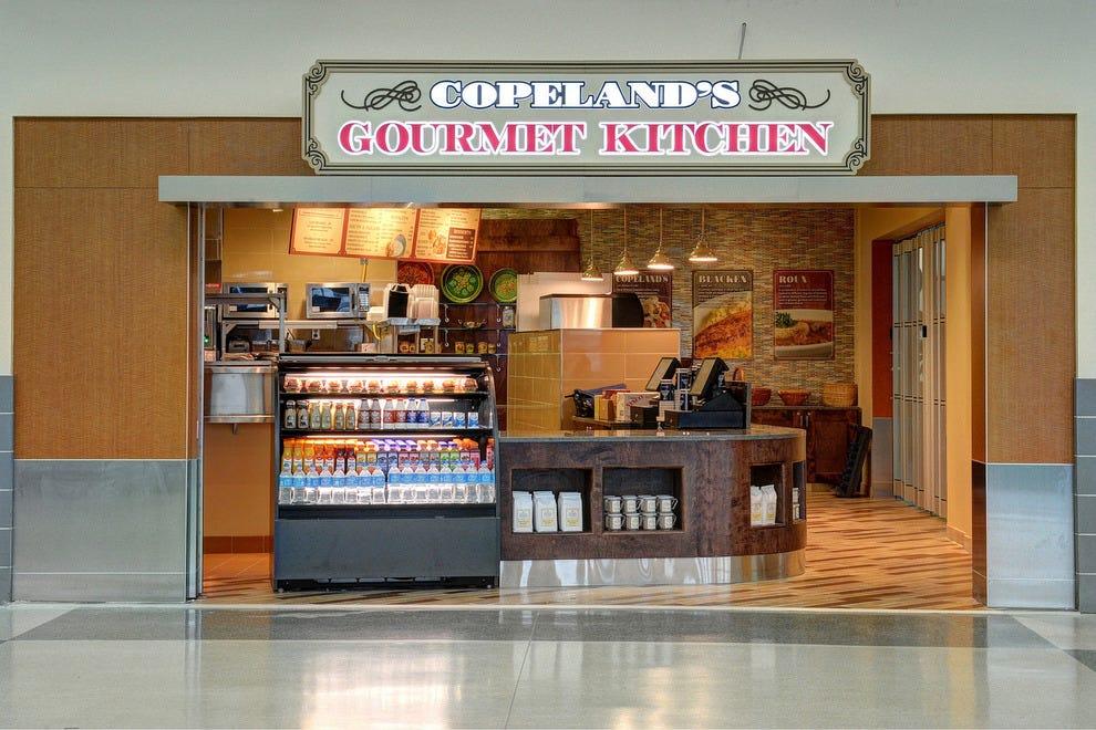Copeland S Gourmet Kitchen Airport