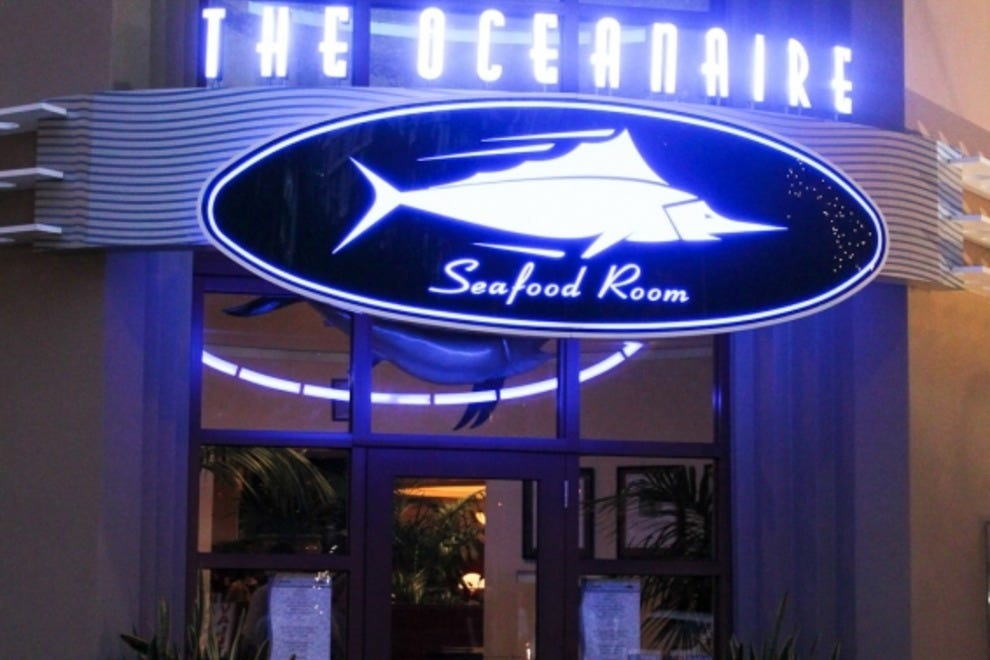 The Oceanaire Seafood Room: Miami Restaurants Review - 10Best ...