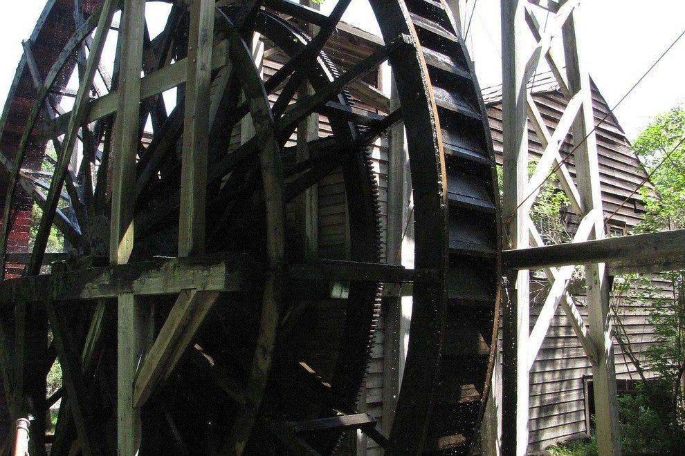 贝尔格里斯特磨坊国家历史公园