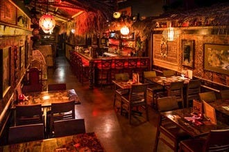 Drown Your Shame in Rum at Toronto's Shameful Tiki Room