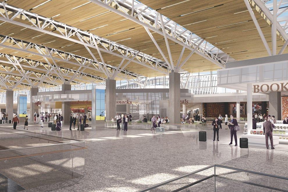 canada calgary airport national