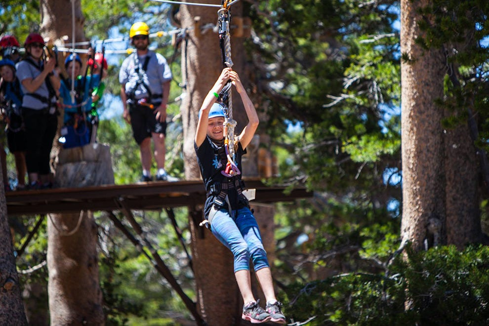 Heavenly Adventure Ropes Courses