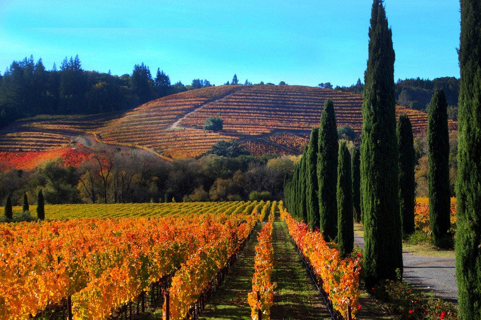 Tuscany in Sonoma Valley