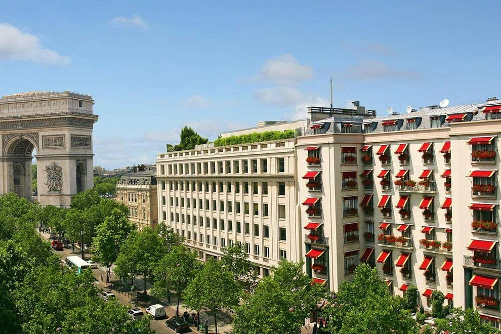 Paris Luxury Hotels In Paris Luxury Hotel Reviews 10best
