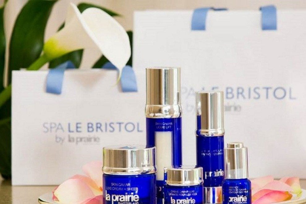 Spa Le Bristol by La Prairie