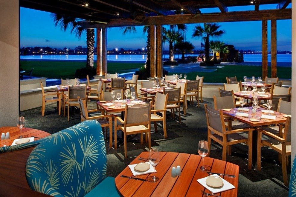 Beach Restaurants San Diego Ca