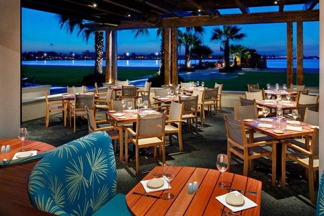 Oceana Coastal Kitchen Is One Of The Best Restaurants In San Diego