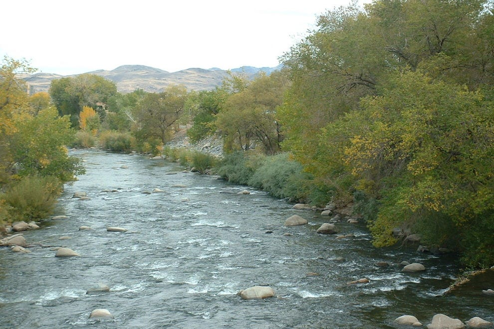 Oxbow Nature Study Area Reno Attractions Review 10best