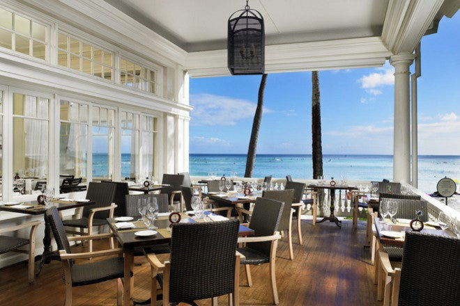 The Beachhouse at the Moana: Honolulu Restaurants Review ...
