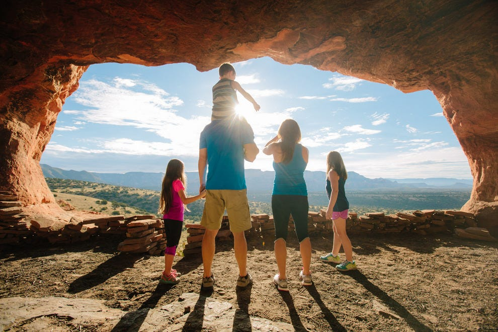 Sedona is a four-season, red-rock playground where families can escape, outdoor adventures materialize and photographers' dreams come true
