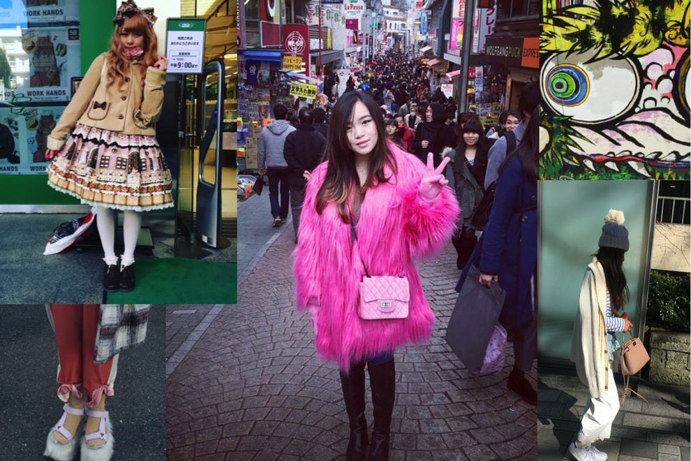 Spring Fashion Trend: Bold Elegance in Tokyo's Street Aesthetics