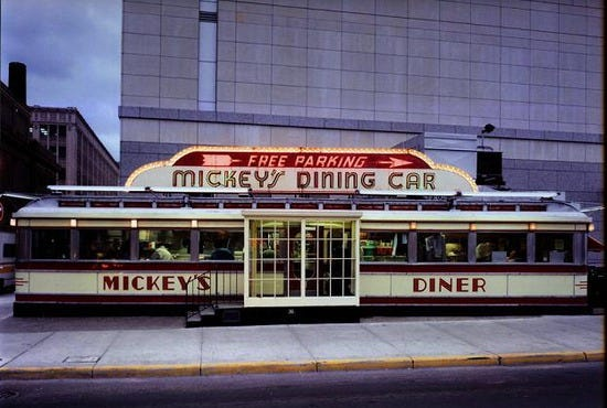 Mickey 39 s diner st paul restaurants review 10best for American classic diner