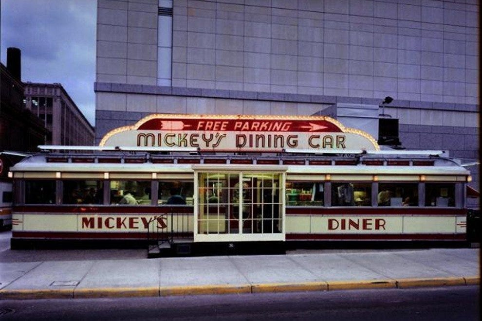 Mickey's Diner