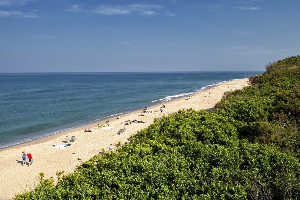 Vote Nauset Light Beach Best East Coast Beach Nominee 2016 10Best Reader