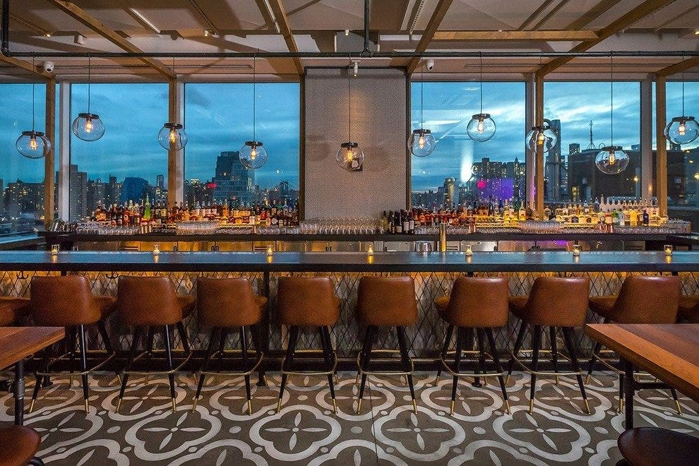 New York Hotel Bars & Lounges: 10Best Bar & Lounge Reviews